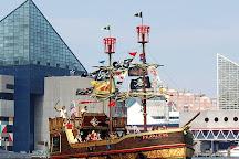 Urban Pirates, Baltimore, United States