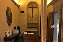 Chiostro dello Scalzo, Florence, Italy
