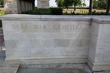 Bari War Cemetery, Carbonara di Bari, Italy