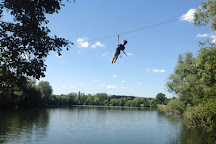 Parc Xtrem Aventures Cergy, Cergy, France
