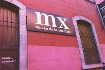 Museu de la Xocolata, Barcelona, Spain