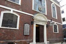 Bevis Marks Synagogue, London, United Kingdom