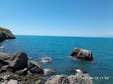 Пляж Алчак-Кая в Судаке