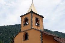 Igreja de Sao Sebastiao, Ilha Grande, Brazil