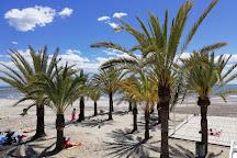 Playa de Levante, Santa Pola, Spain
