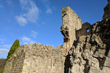 Aberdour Castle, Aberdour, United Kingdom