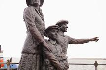 Annie Moore Monument, Cobh, Ireland