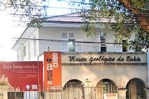 Museu Geologico da Bahia, Salvador, Brazil