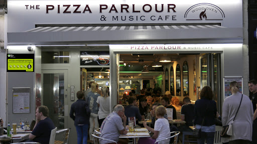 The Pizza Parlour Restaurant & Music Cafe
