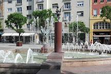 Main Square Fountain, Szombathely, Hungary