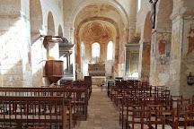 Lavardin Saint-Genest Church, Lavardin, France