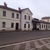 Железнодорожная станция  Jaromer