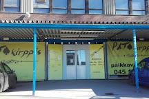 Patakirppis, Pori, Finland