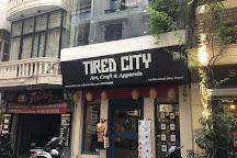 Tired City Bao Khanh, Hanoi, Vietnam