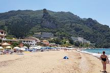 Agios Gordios Beach, Agios Gordios, Greece