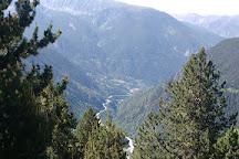 Via Ferrata Roc del Quer, Canillo, Andorra