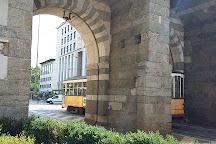 Archi di Porta Nuova, Milan, Italy