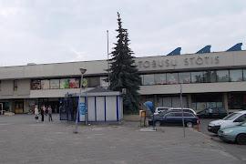 Автобусная станция   Geležinkelio stotis
