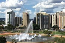 Fonte Da Torre de TV, Brasilia, Brazil