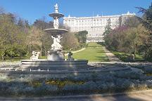 Campo del Moro, Madrid, Spain