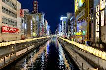 Dotombori District, Dotombori, Japan