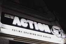 New Action, Berlin, Germany