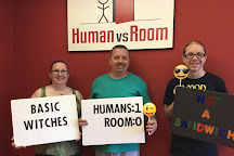 Human vs Room, Bethlehem, United States
