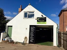 Crescent Road Garage oxford