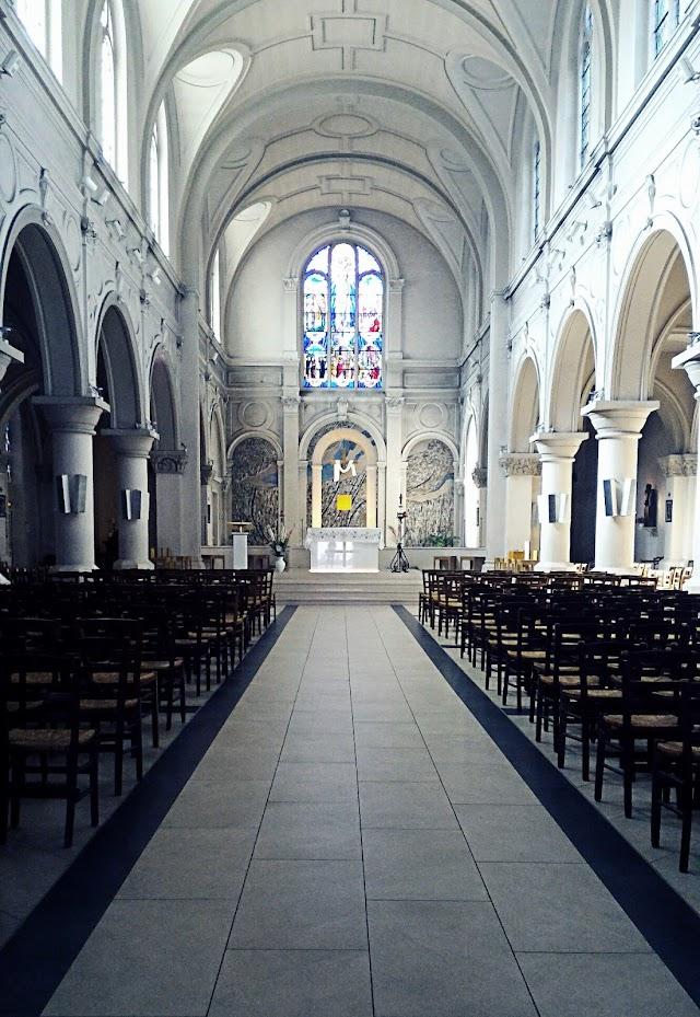 Sainte-Geneviève des Grandes Carrières