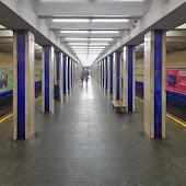 Станция метро  Poshtova Ploscha