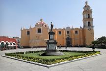 Plaza de la Concordia, San Pedro Cholula, Mexico