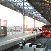 Железнодорожная станция  Domodedovo Airport