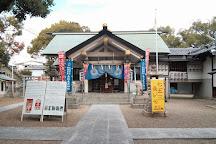 Shikinagayoshi Shrine, Osaka, Japan