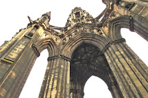 Scott Monument, Edinburgh, United Kingdom