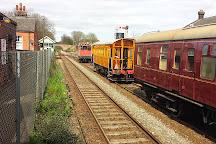 East Anglian Railway Museum, Chappel, United Kingdom