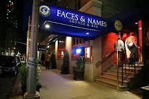 Faces & Names, New York City, United States