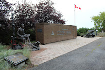 National Artillery Memorial, Ottawa, Canada