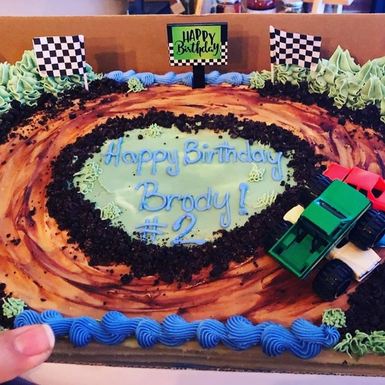 Peachy Lushlife Vegan Bakery Bakery In Madison Personalised Birthday Cards Cominlily Jamesorg