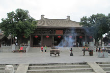 Famen Temple (Famen Si), Fufeng County, China