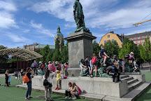Kungstradgarden Park, Stockholm, Sweden