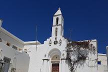 Panayia Evanyelistria Cathedral and Museums, Tinos, Greece