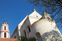 Church of Sts. Philip and James, Vilnius, Lithuania