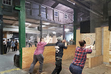 BATL - The Backyard Axe Throwing League, Toronto, Canada