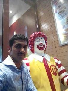 McDonald's Safa Gold Mall islamabad