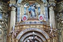 San Francisco Church (Iglesia de San Francisco), Quito, Ecuador