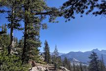 May Lake Trailhead, Yosemite National Park, United States