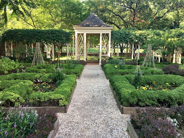 18th Century Garden of the Independence National Historic Park