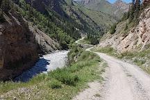 Globuslanding Tour, Bishkek, Kyrgyzstan