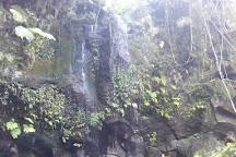 Uramiga Falls, Hachijo-machi, Japan
