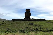 Anakena, Easter Island, Chile